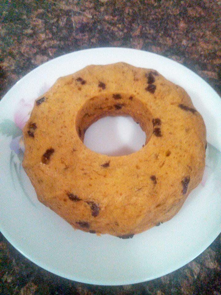 EGG LESS/BUTTER LESS BANANA LOAF CAKE