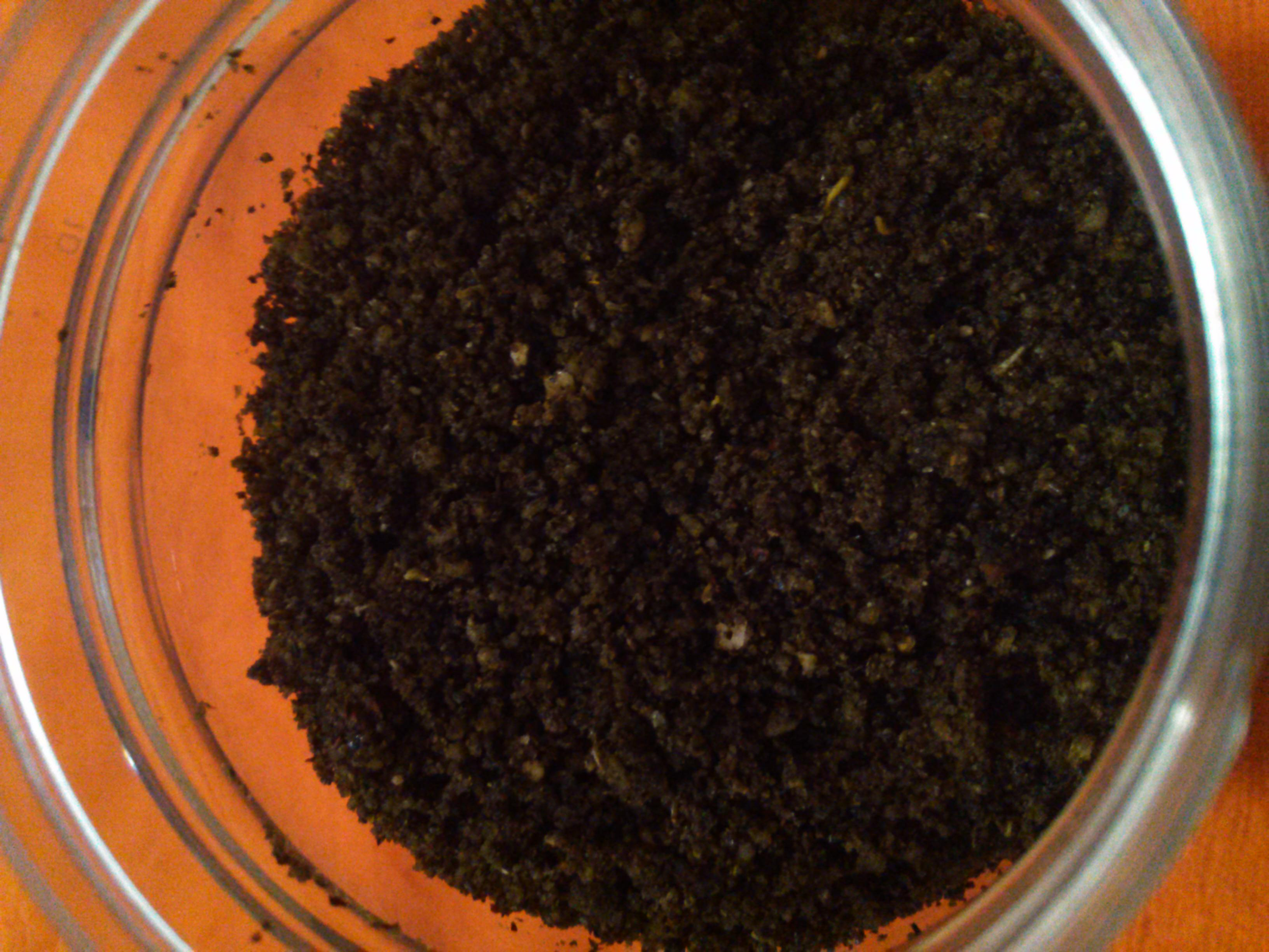BLACK SESAME SEEDS CHUTNEY POWDER / KARI YELLU CHUTNEY PUDI
